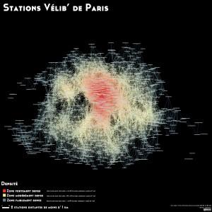 Paris Velib Station